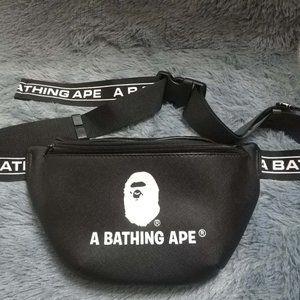 Bape Shoulder Bag Waist Bag